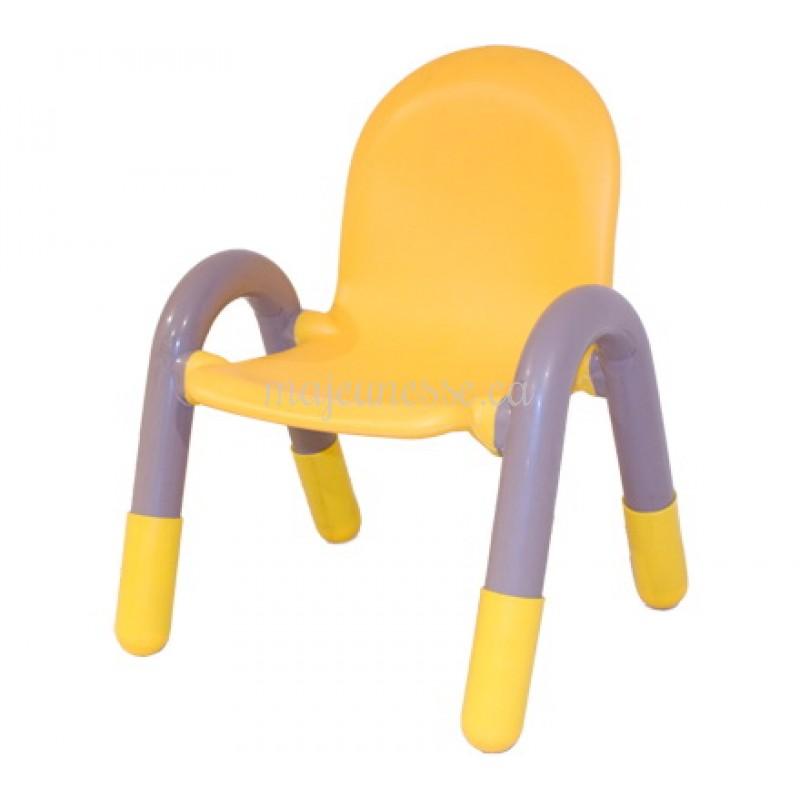 chaise en u jaune 30 cm chaises tables chaises. Black Bedroom Furniture Sets. Home Design Ideas