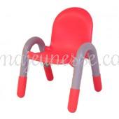 U-leg chair - RED - 26 cm