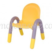 U-leg chair - YELLOW - 26 cm