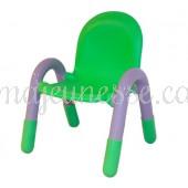 U-leg chair - GREEN - 26 cm