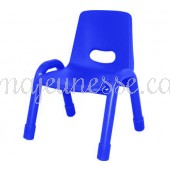 U-leg chair (m) - BLUE - 26 cm