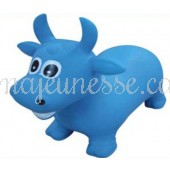 Bouncy Cow - BLUE