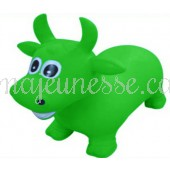 Bouncy Cow - GREEN