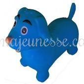 Bouncy Doggy - BLUE