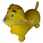 Bouncy Doggy - YELLOW