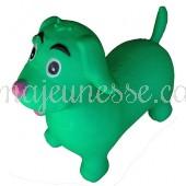 Bouncy Doggy - GREEN