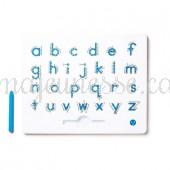Magnetic Lowercase Alphabet - Magnatab