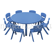Round Table - BLUE - 50 cm