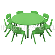Round Table - GREEN - 50 cm